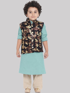 Agastya Kurta Pajama Set For Boys