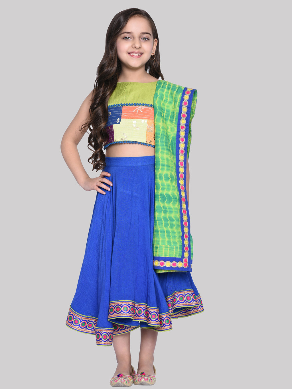 Audny Lehenga Choli for Kid Girl