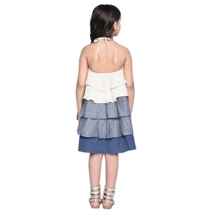 Delicia5 designer Frock for Girls