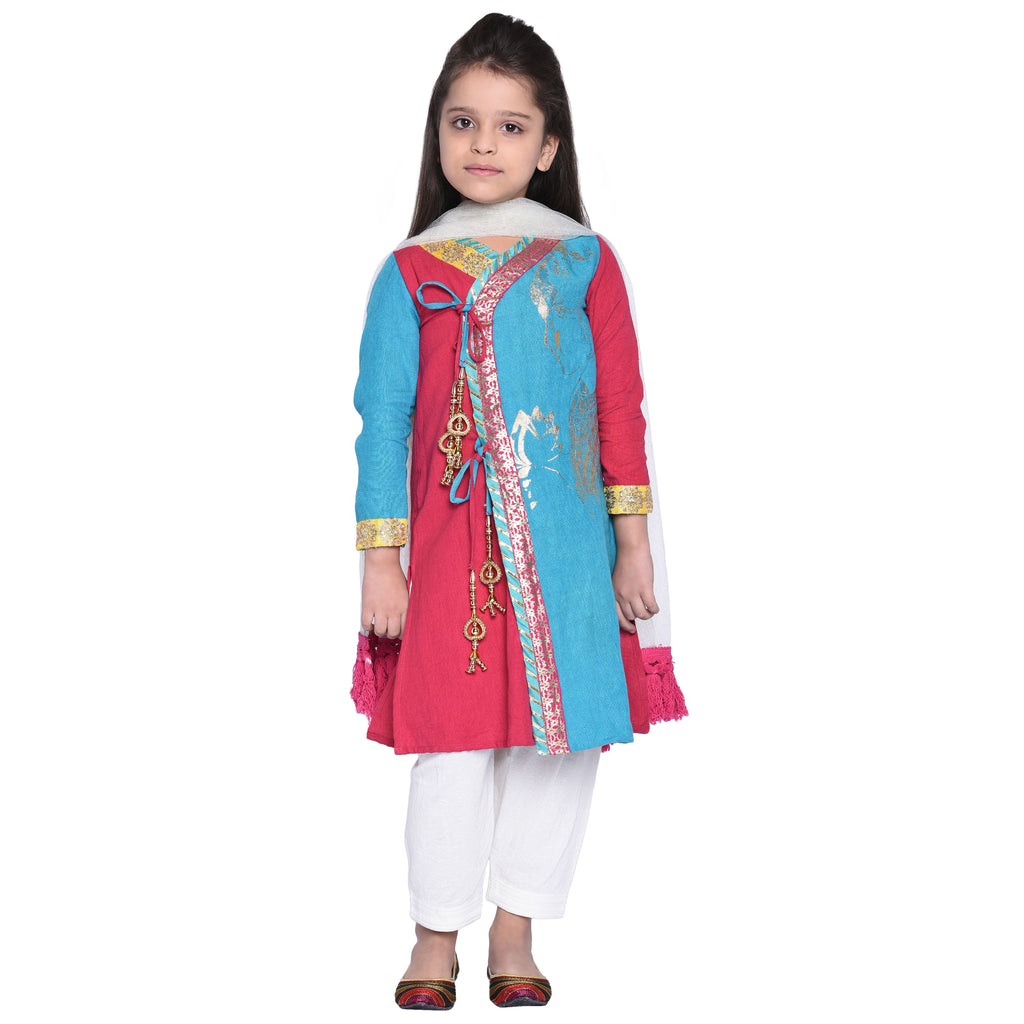 Delmy Suit Set for Girls