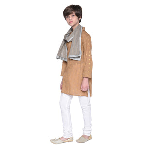Dex Kurta and Pajama with Stole Set for Boys