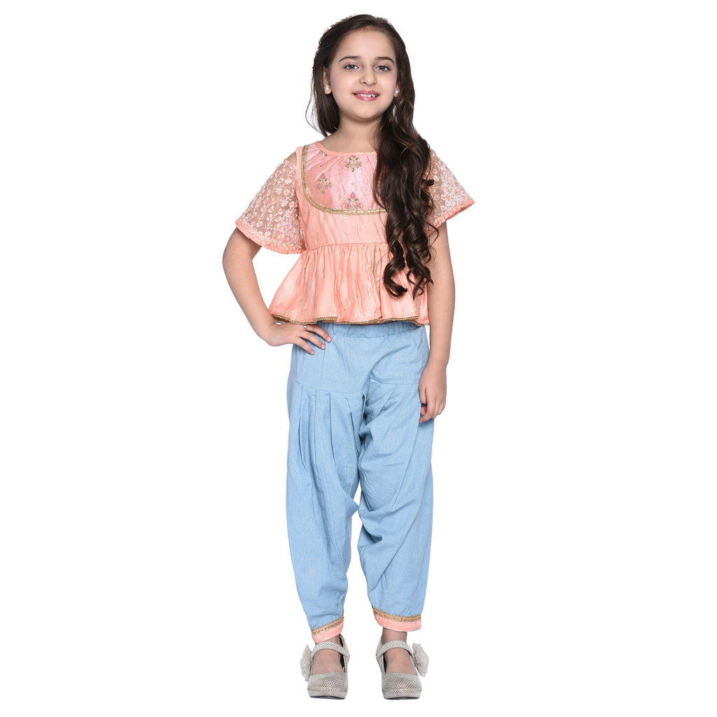 Elsa designer Suits for Girls
