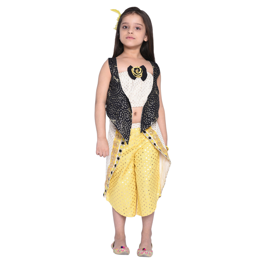 Evie Designer Dress for Girls