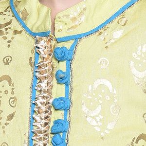 Jeni Kurti & Skirt Set for Girls