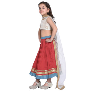 lehenga choli for girls (age 2-12 years)