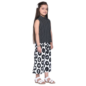 Luciana Kurta & Palazzo Set for Girls