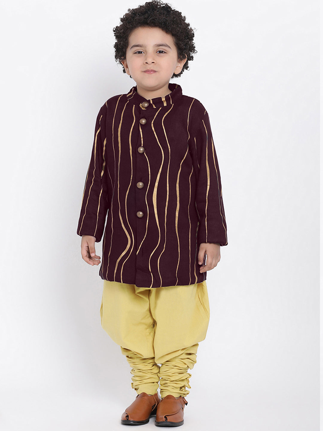 Nakul1 Sherwani set for boys
