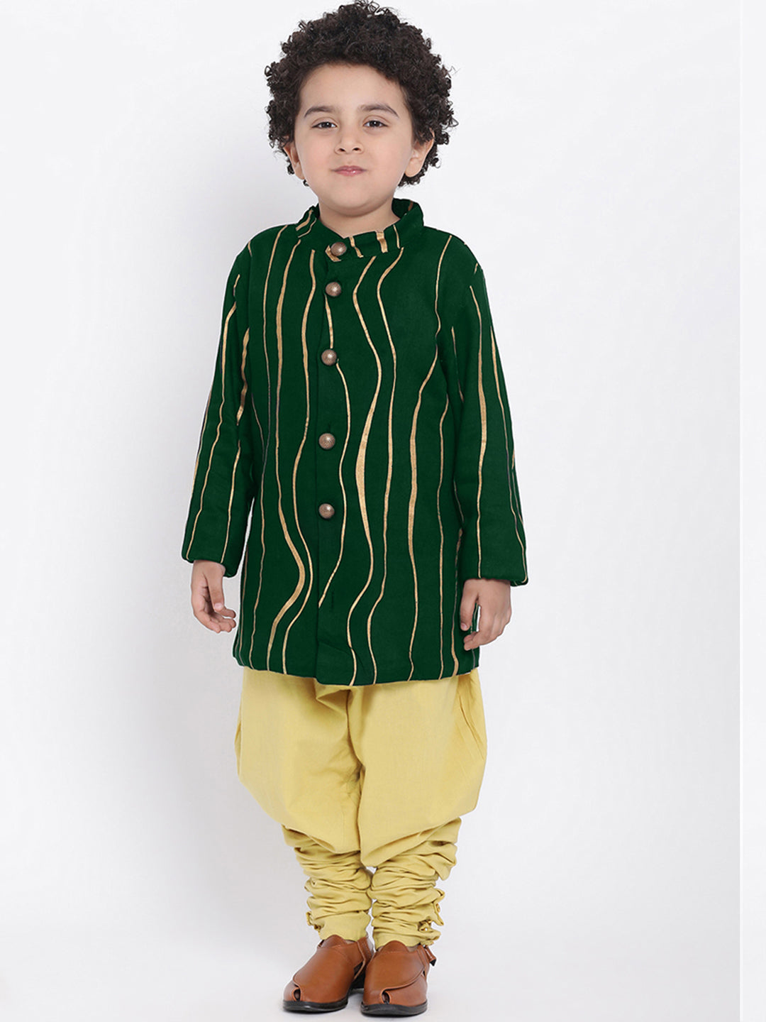 Nakul2 Sherwani set for boys