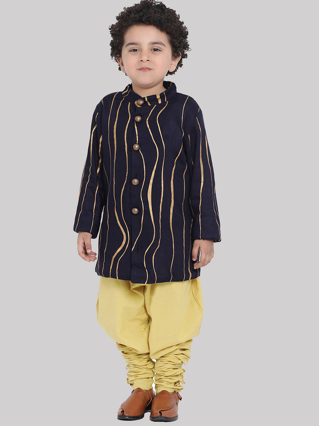 Nakul Sherwani set for boys