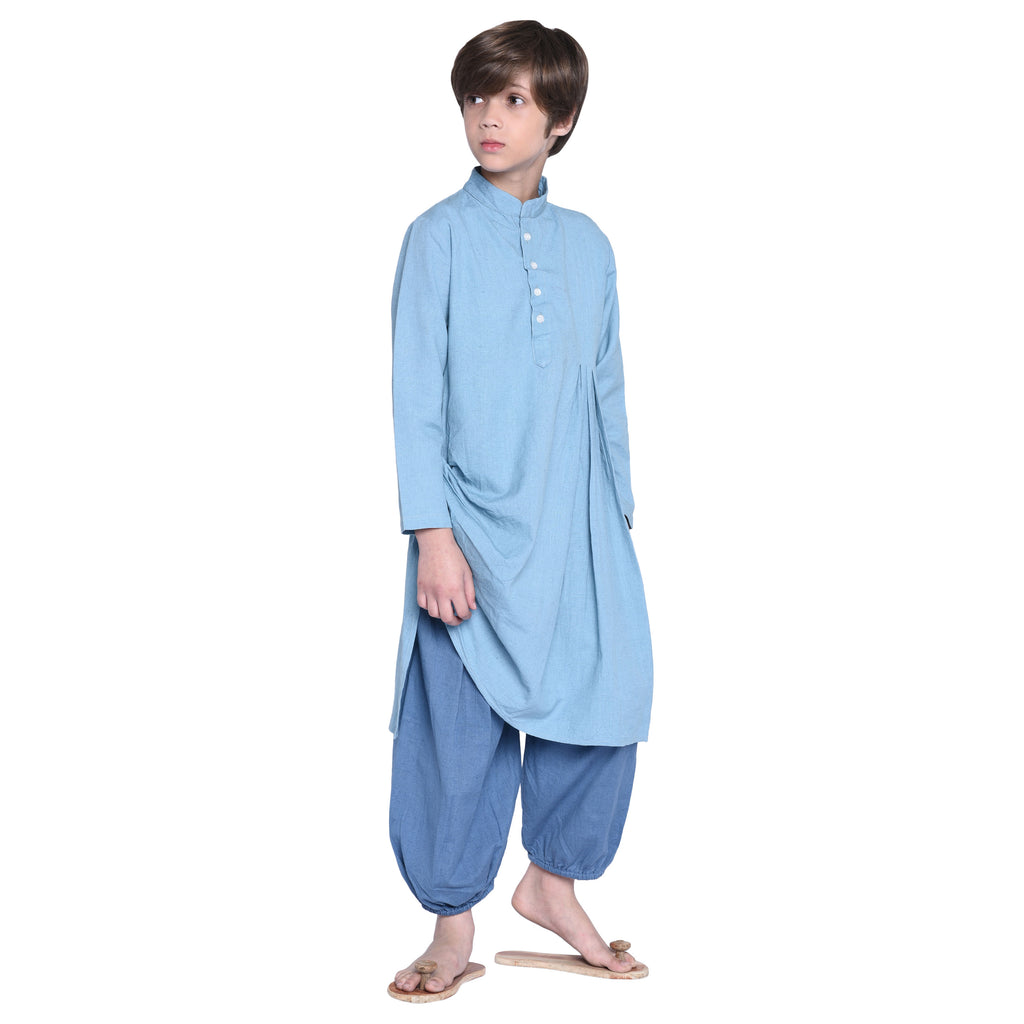 Pablo Designer Kurta & Pajama Set for Boys