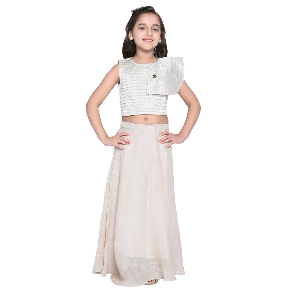 Remy Designer Lehnga & Choli Set for kid Girls age 2-12 years