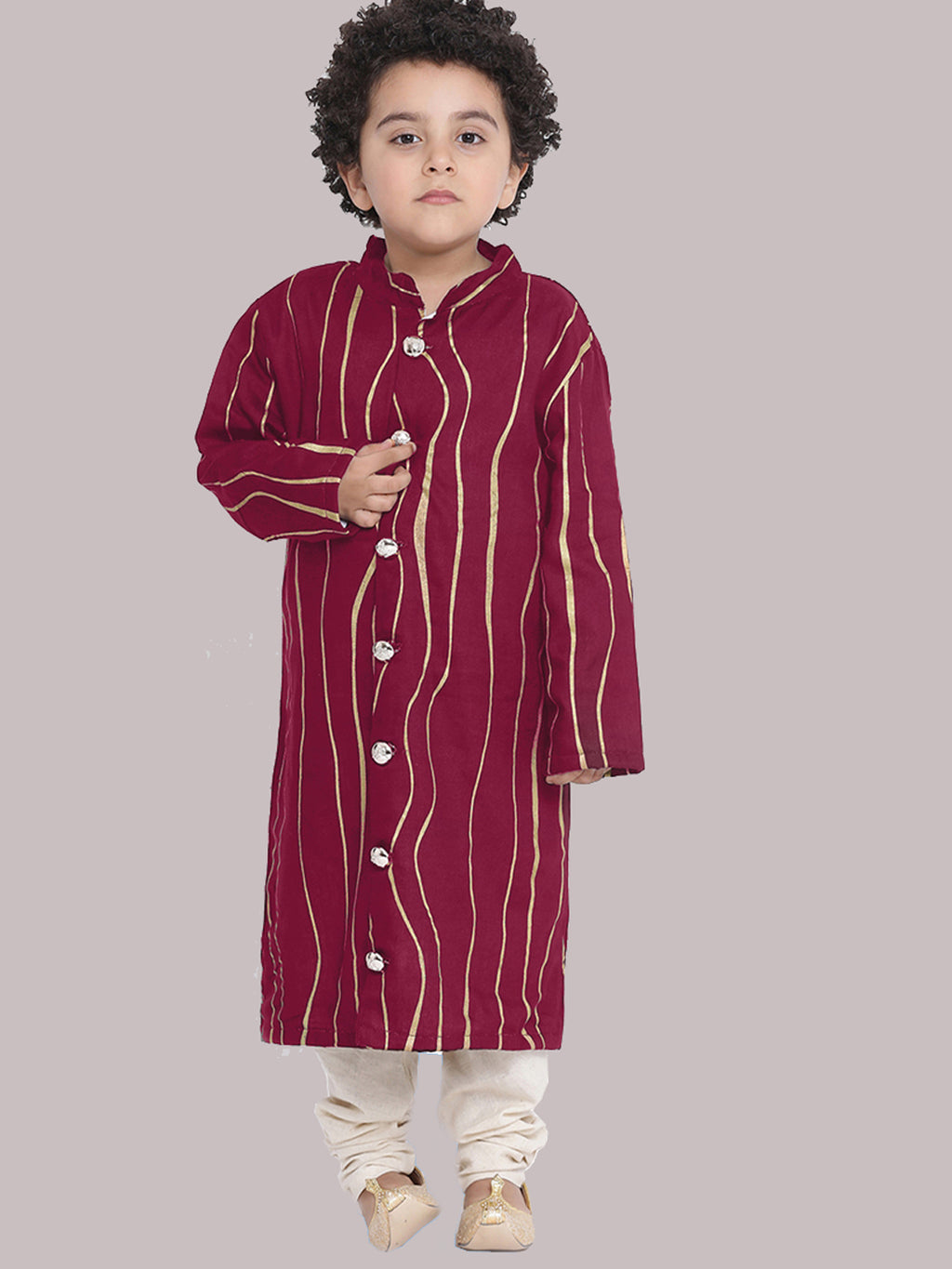 Sabhya2 Sherwani set for boys