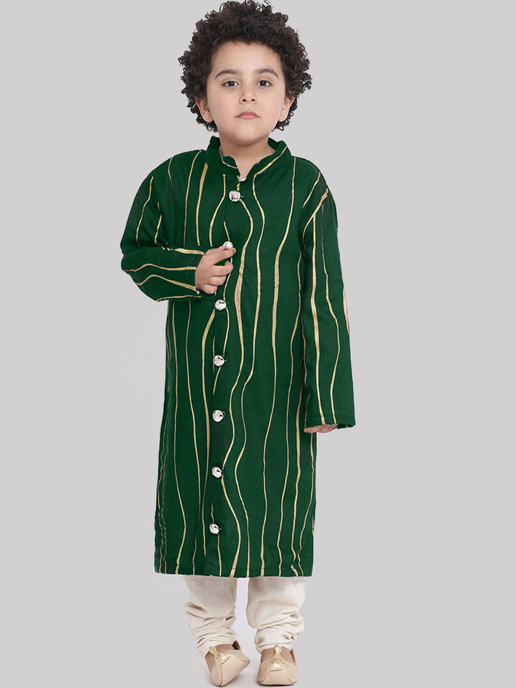 Sabhya3 Sherwani set for boys