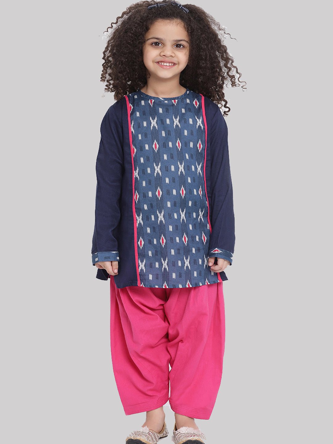 Tejal Kurta with Salwar set for Girls