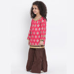 Suhasini2 Kurta with Sharara and Dupatta