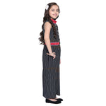 Lola3 Pink Jumpsuit For Girls