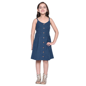 Matilda 4 Dress with Shrug Set for Girls