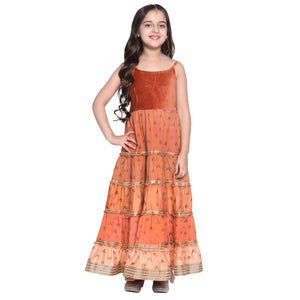 Signy Ethnic Dress for Girls