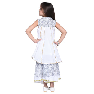 Hilda Kurta Skirt Dress for Girls