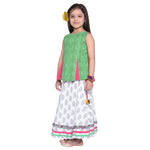 Seva lehenga choli set for girl