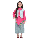 Kara Kurta and Palazzo dress fro Girls