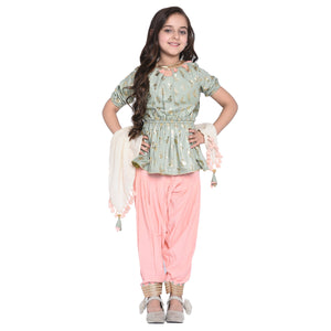 Ruth Salwar suit set for Girls