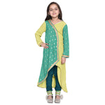 Elcie Designer Dress For Girl