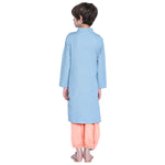 Pablo Rust Kurta Pajama For Boys