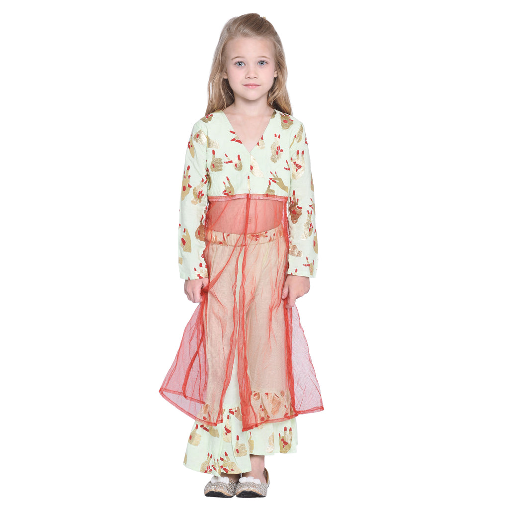 Vande Designer Dress for Kid Girls age 2-12 years