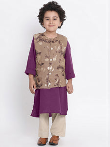 Zayn 1 Kurta Pajama Set For Boys