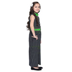Lola3 Green Jumpsuit For Girls