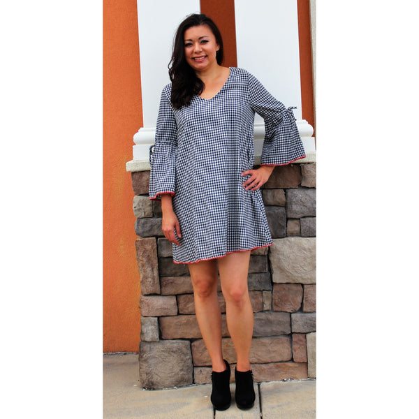 Papermoon Gingham Dress