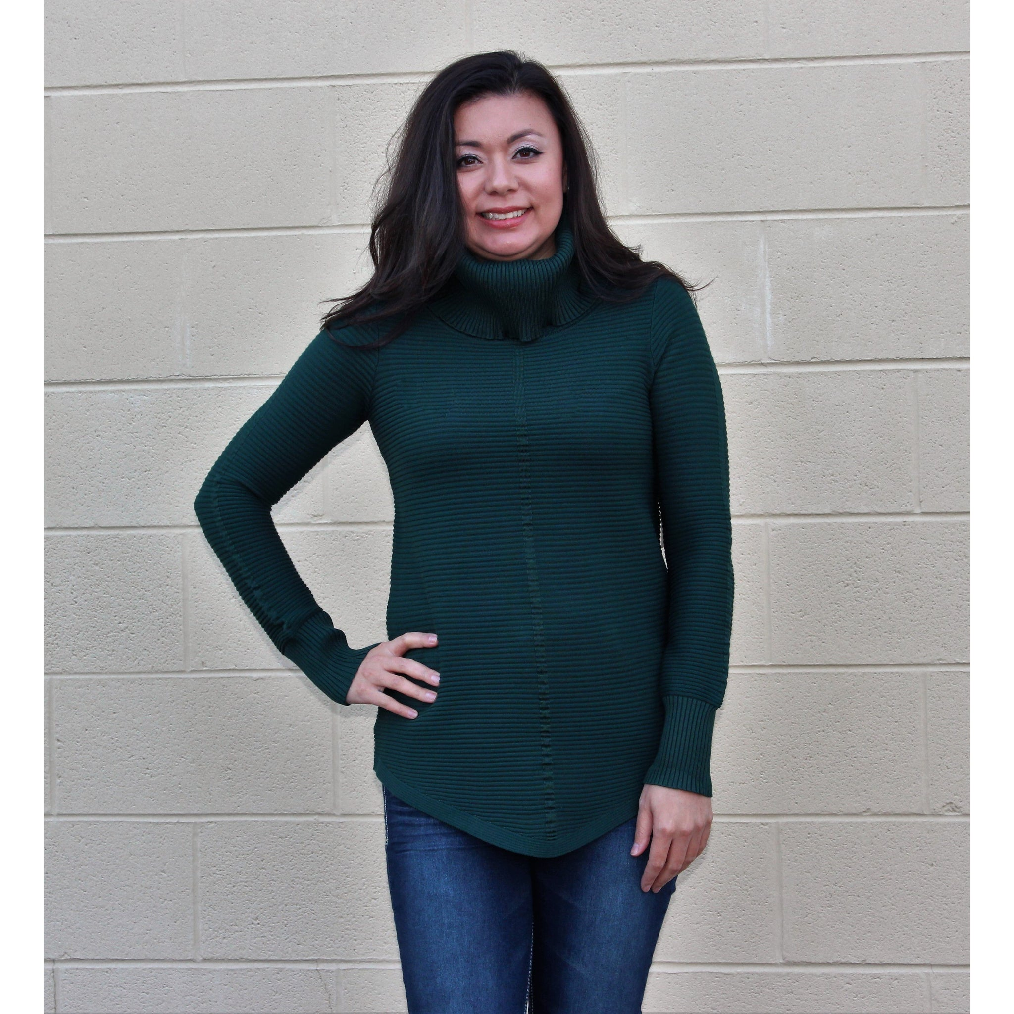 Lead The Way Cowl Neck Sweater