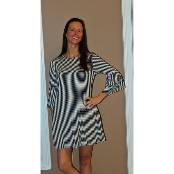Pixi & Ivy Striped Dress