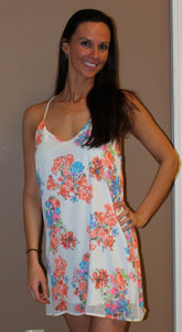 My Story Floral Dress