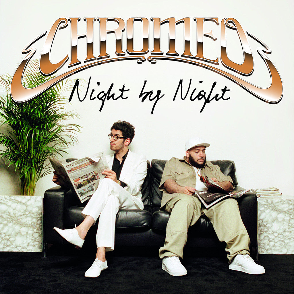 Night By Night (Single)