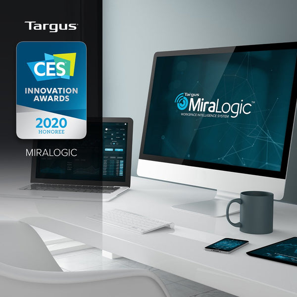 Targus Honored with CES 2020 Innovation Award for IoT enabled Docking Solution