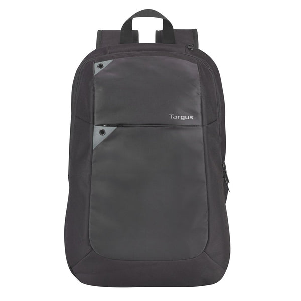 "15.6"" Intellect Laptop Backpack - Black/Grey"