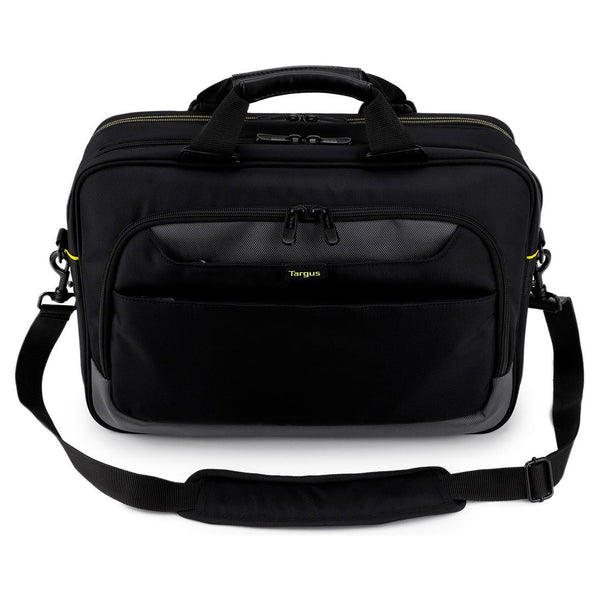 "15-17.3"" CityGear Topload Laptop Case - Black"