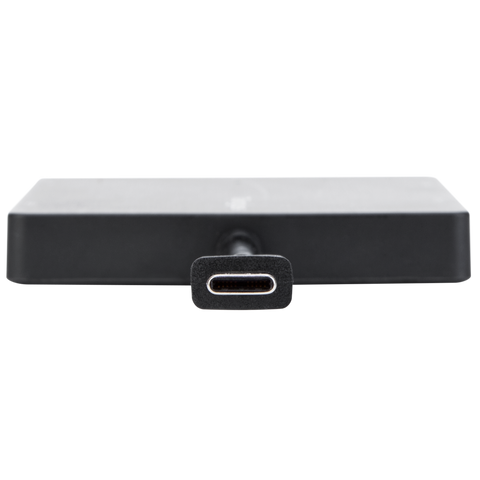 4-Port USB-C Hub with Power Delivery hidden