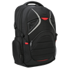 "17.3"" Strike Gaming Laptop Backpack - Black / Red"