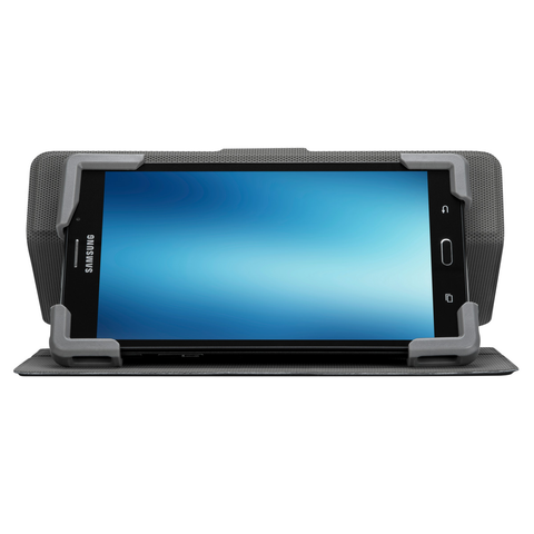 "SafeFit™ Rotating Universal Tablet Case 7 - 8.5"" - Black hidden"