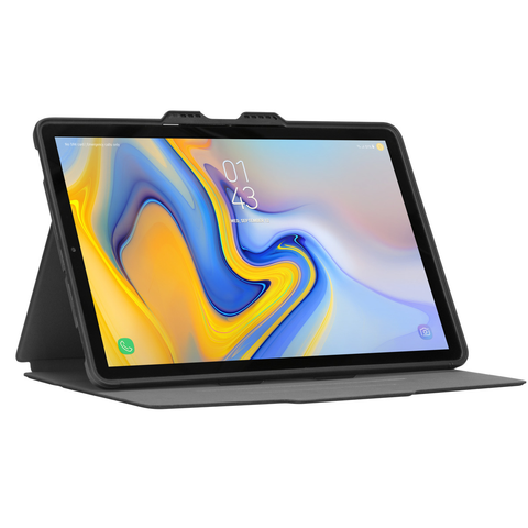 "Click-In™ Case for Samsung Galaxy Tab S5e 10.5"" (2019) - Black hidden"