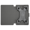 "SafeFit™ Rotating Universal Tablet Case 9 - 10.5"" - Black"