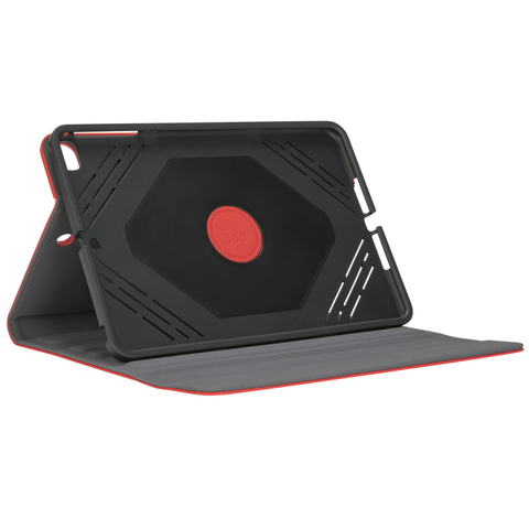 VersaVu® Slim 360° Rotating Case for iPad mini® 5, 4, 3, 2 and iPad mini® - Red hidden