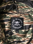 Vietnam Era Tiger Stripe Woobie Hoodies