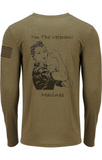 I'm The Veteran - Marines