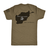 UH-1 Operation Enduring Freedom (OEF) Veteran