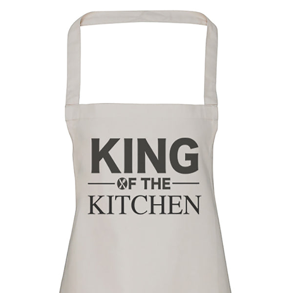 King Of The Kitchen - Men's Apron