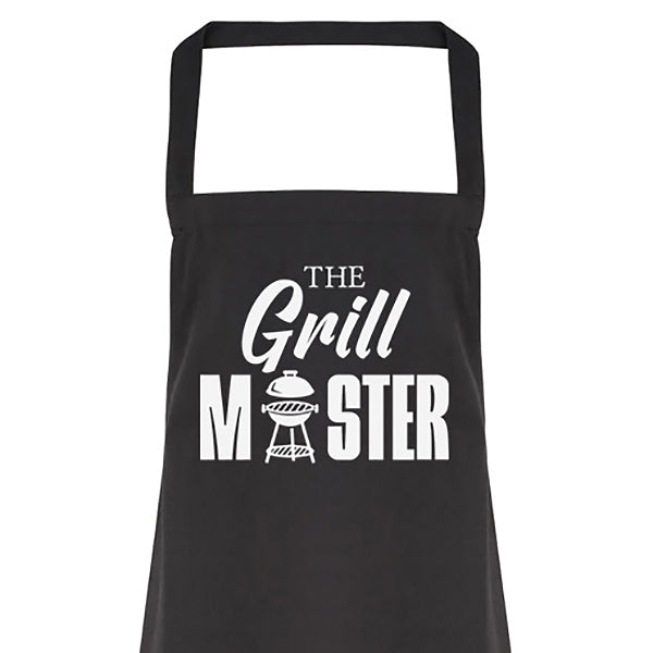 The Grill Master - Men's Apron